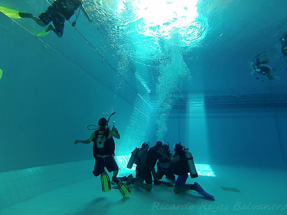 Curso Open Water Diver en CDMX